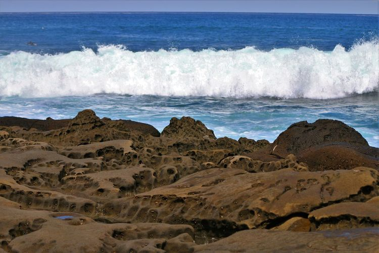 Beach Photography Been There. Daytime La Jolla Beach La Jolla, California Nature San Diego Sunny Beach Beauty In Nature Been There, Done That Day Horizon Over Water La Jolla Nature No People Ocean Outdoors Scenics Sea Tranquility Water Wave Waves Waves And Rocks