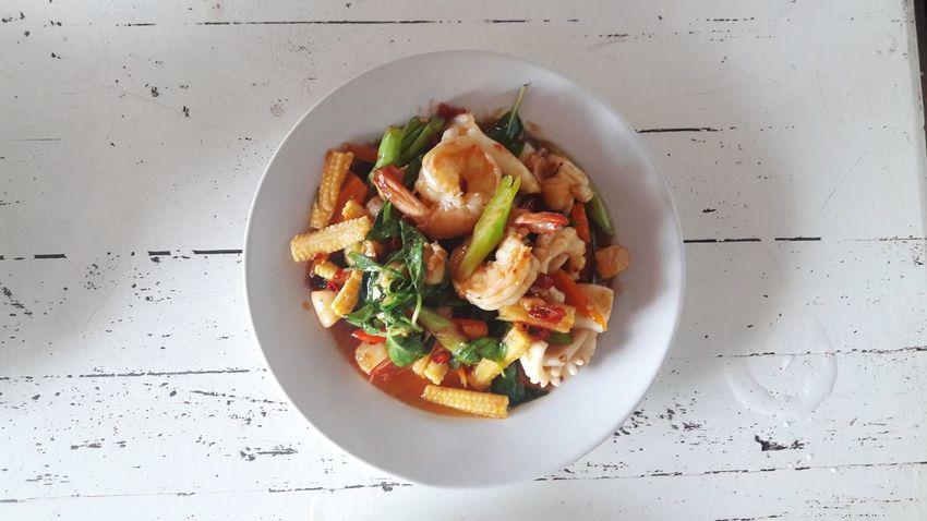 Healthy Eating Food And Drink Indoors  Food Ready-to-eat Freshness No People Fruit Vegetarian Food Close-up Day Seafoods Thai Food Spicy Food