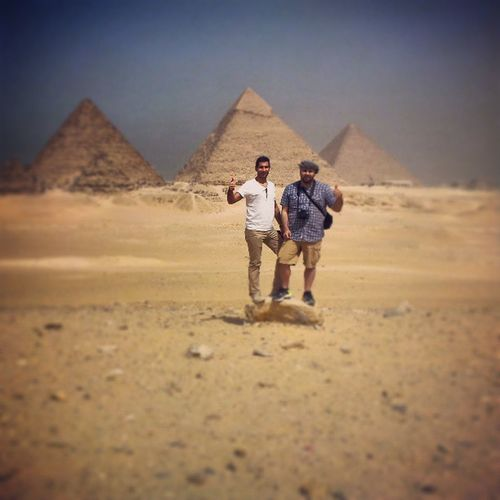 Pyramids Egypt Wonders 7_wonders travel desert Giza