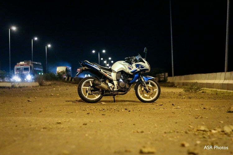Night Yamahaindia Canon 70d Motorcycles Biking Urbanphotography Highway Fazer Asrphotos