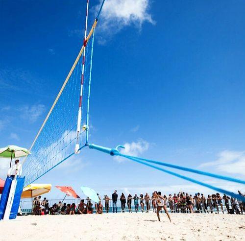 Vôlei Beach People Day Blue EyeEm Selects Voleibol Volei Sea