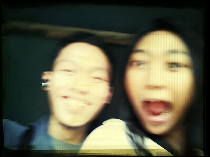 that fun moment when we take tricycle :) Tricycle Couple