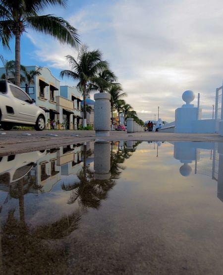 Reflection Reflection Cozumel Mexico Taking Photos Traveling Paradise Islandlife Island Canonphotography Eye4photography  Travel Fun Beautiful Streetphotography
