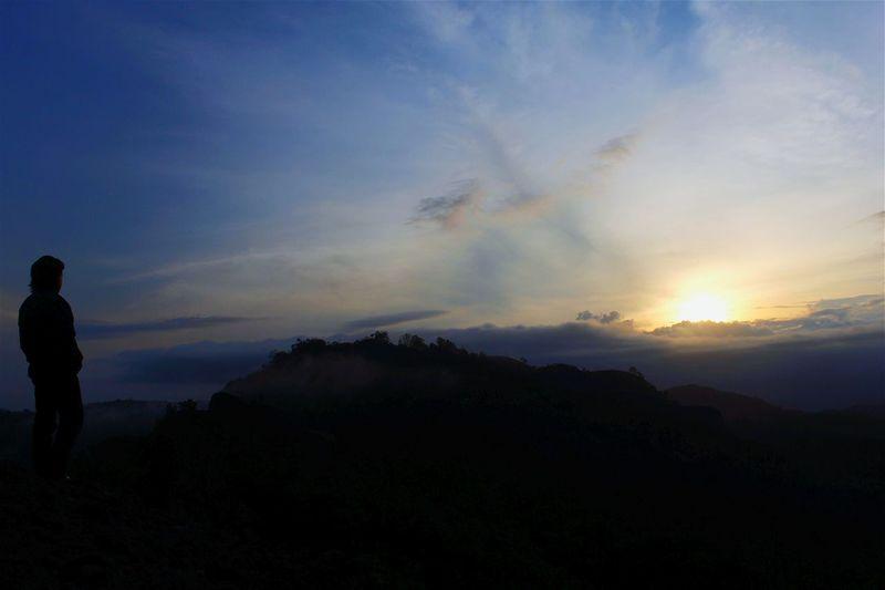 You dont make me tired to explore INDONESIA... Relaxing That's Me Enjoying Life Hello World Wonderful Indonesia Travelling Gunung Api Purba Nglanggeran