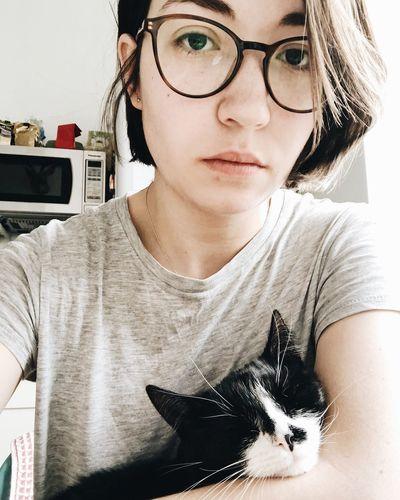 Cat Selfie ✌