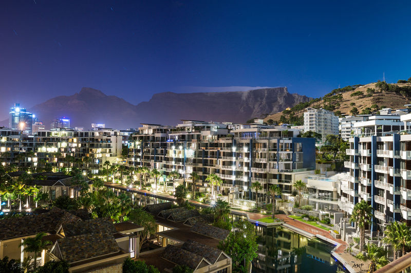 Day Night, Cape Town Apartment Architecture Balcony Building Building Exterior Built Structure City City Life Cityscape Day Development Human Settlement Outdoors Residential Building Residential District Residential Structure Urban