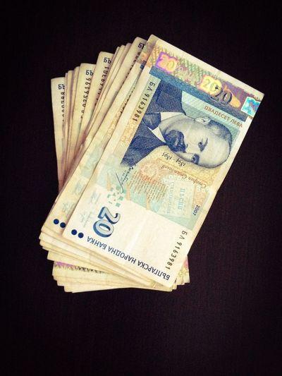 Money Bulgarian Money Money Lev Desk Corruption