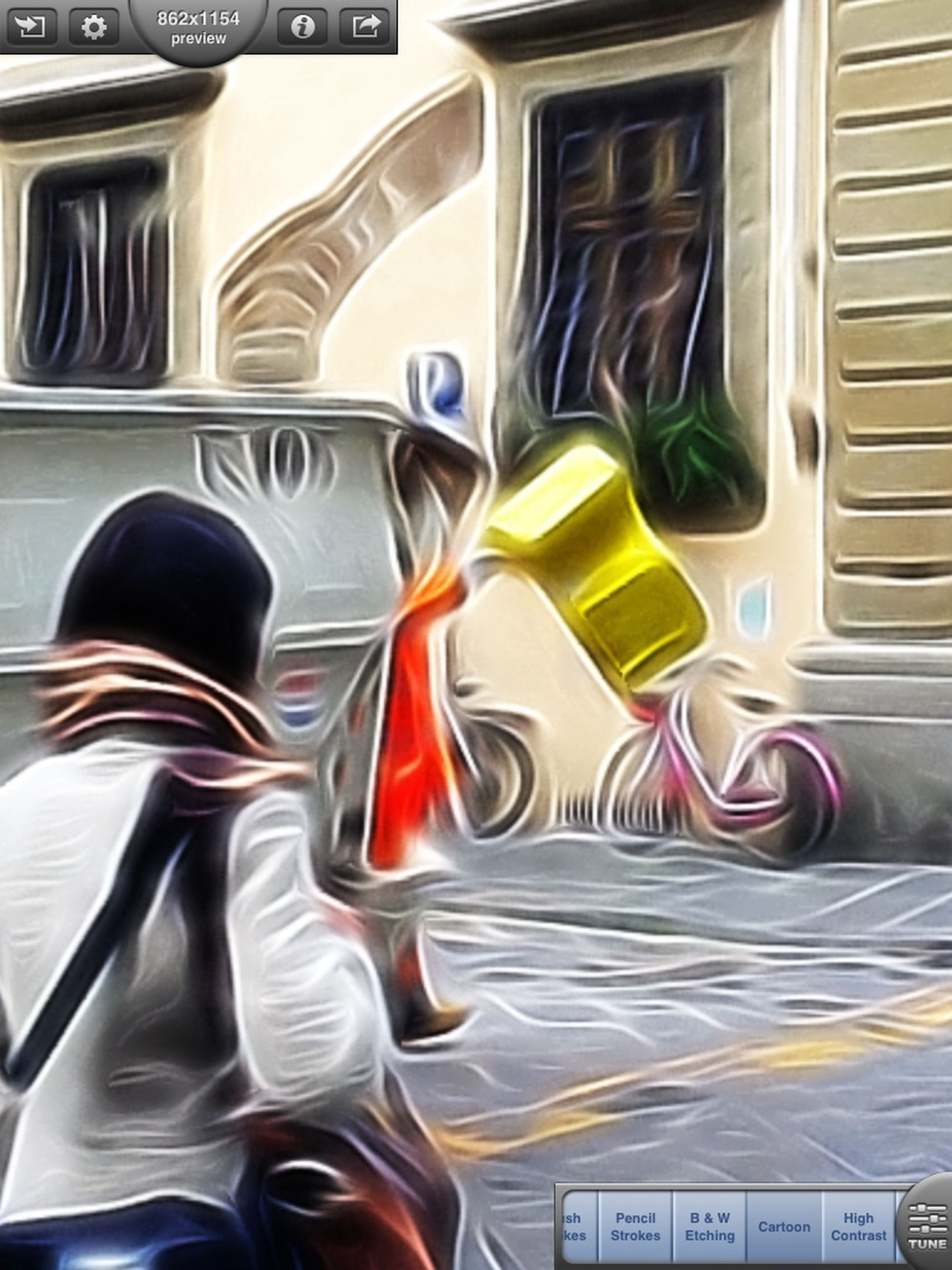 window, architecture, built structure, multi colored, building exterior, art, indoors, reflection, day, graffiti, art and craft, creativity, shoe, one person, glass - material, in a row, building, balcony
