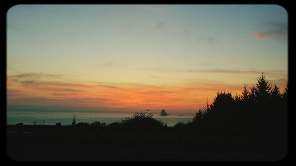 Just lovely. Sunset Sunset Lovers Beautiful Picoftheday