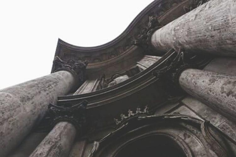 Sancarlino Francescoborromini Seicento Art Artphoto Architecture Rome Roma