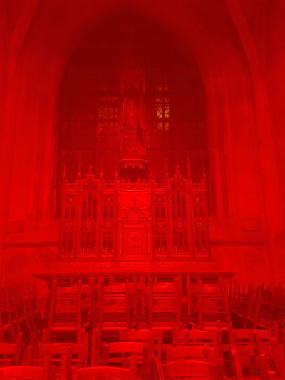 Red Vibrant Color Architecture Religion No People Full Frame Indoors  Day Close-up Ancient Civilization Church Religion Catholic