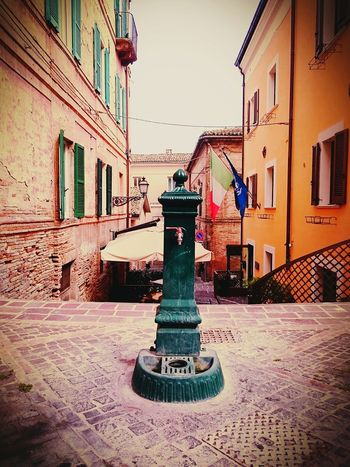 Chieti Colors Street Photography Water Fountain Taking Photos Perfect