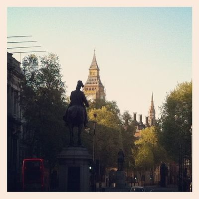 Good morning, London! #cybher Cybher