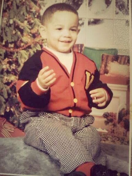 My Babe When He Was A Baby <3