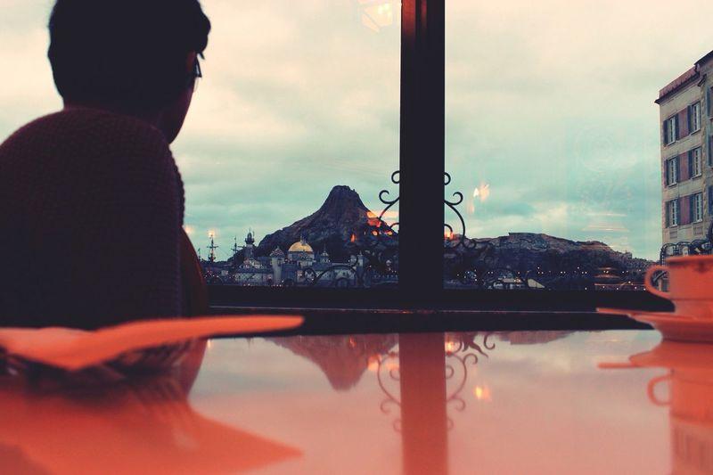 Morning Beautiful View Bellavista Lounge