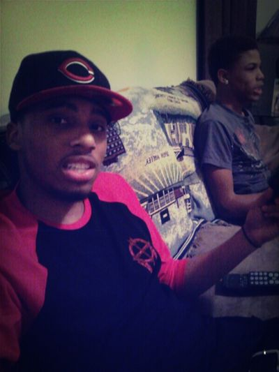 idk what the bro was doin. .