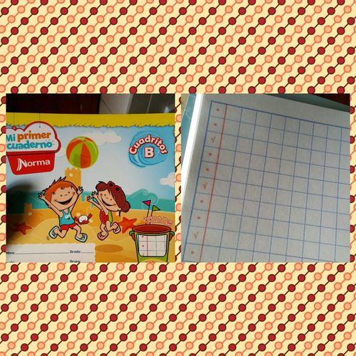 Maravillas de pre escolar: cuaderno de cuadritos B