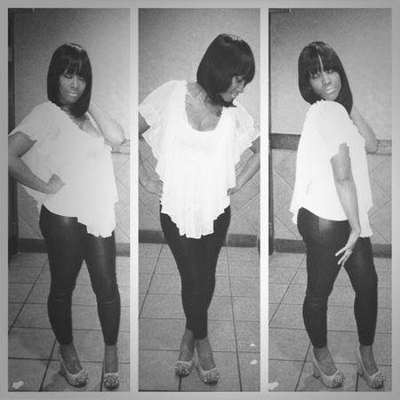 Even in black and white I'm still bad