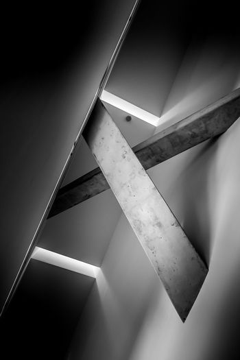 Architecture Architecture Architecture_collection Architecturelovers Architecturephotography Berlin Berlin Photography Black & White Black And White Black And White Photography Black&white Blackandwhite Close-up Day German Germany Indoors  Jewish Museum Jewish Museum, Berlin Memorial No People Remember The Architect - 2017 EyeEm Awards Discover Berlin Black And White Friday