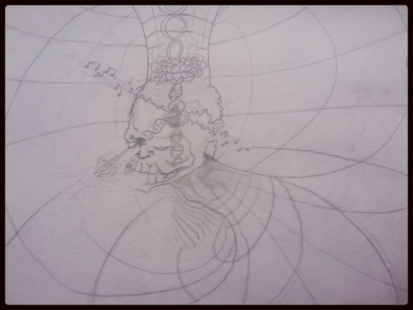 Torus My Drawing Art Drawing