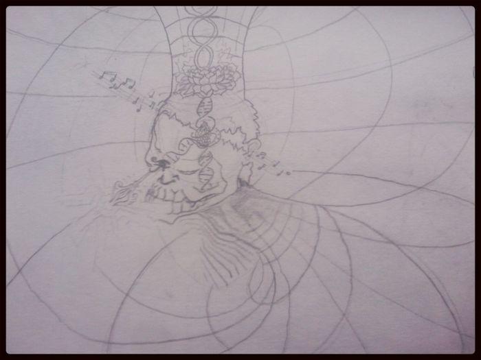 Torus My Drawing Art Drawing