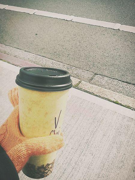 EE_Daily: Orange Tuesday Taking Photos Coffee Latte