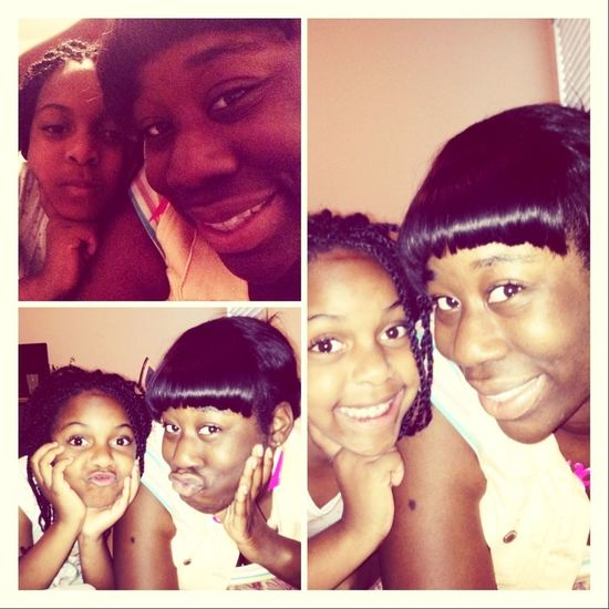 Me And My Cousin Asia