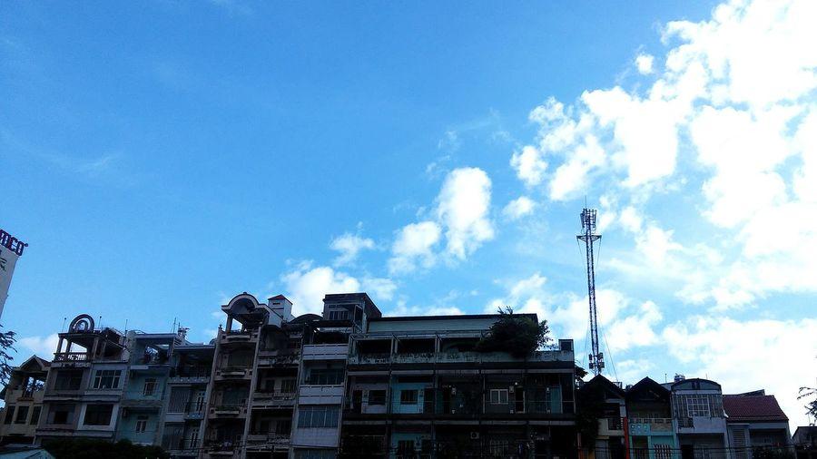 Vietnam Saigon Sky