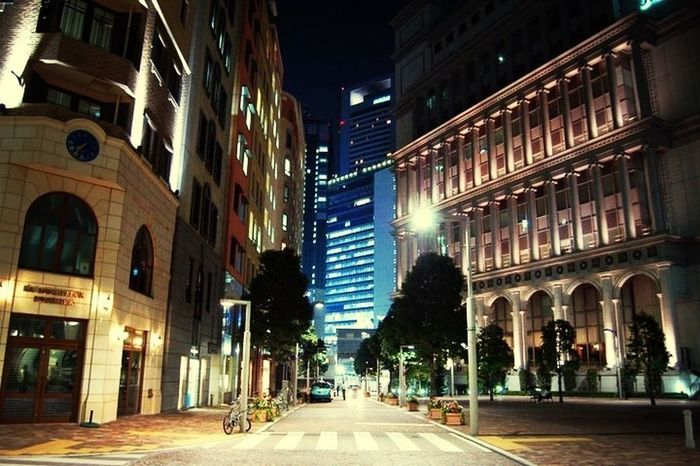 汐留 イタリア街