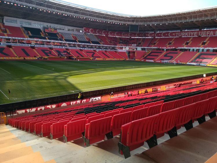 Stadium Sport Stadium Stad Eskişehirspor Futbol⚽