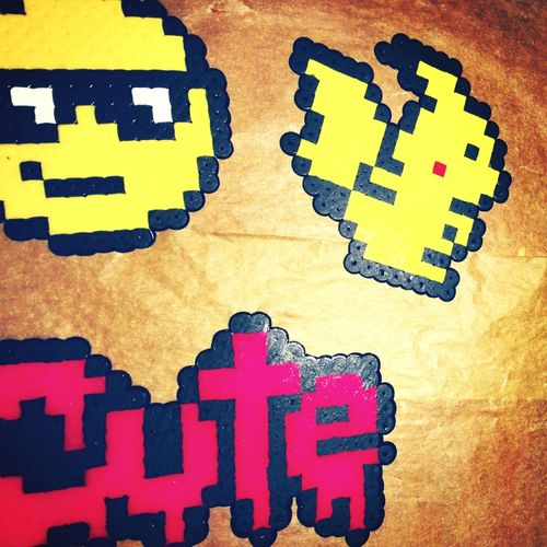 Some Christmas Giveaways Hama Perler Beads