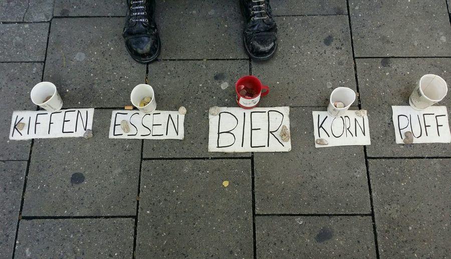 Wenigstens Ehrlich ... ;-)