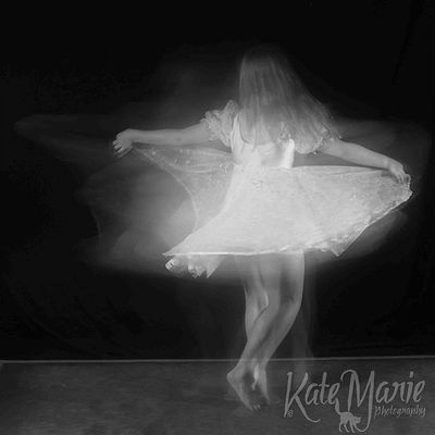 K8marieuk Katemariephotography Angel Dancer Dance Dancer Blacknwhite Monochrome Blackandwhite Canon EOS700D Photo365 Slowshutter Longexposure