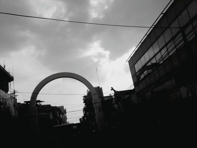 Cityscapes Bandung INDONESIA Afternoon Taking Photos AmateurPhotograph Enjoying Life Everywhere Relaxing Cloudy #sunset