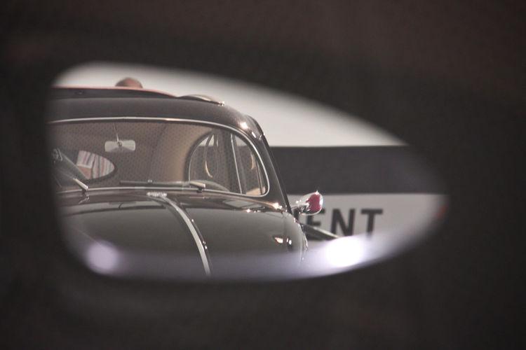 Cars MeinAutomoment Mirror Vintage Car VW Beetle Window