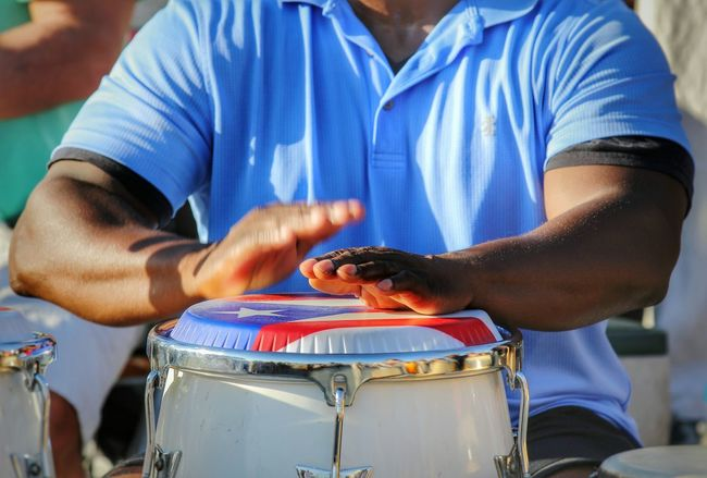 Banging Bongo capturing motion Drum Bongo Playing Person Outdoors Close-up Bongo Drummer Drumming Musician Eyeem Market Perspective EyeEm Photography Is My Escape From Reality! Eye4photograghy Eyeemphotography From My Point Of View Bongo Drum Music Brings Us Together