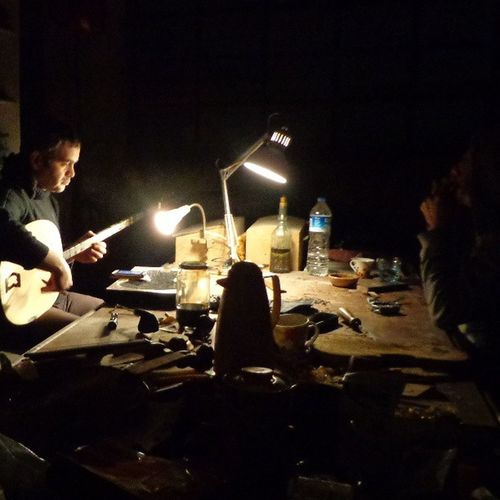 Luthier İstanbul Gece Konseri Tanbur Gfarukunal TunçAbi Night Concert Kopuz