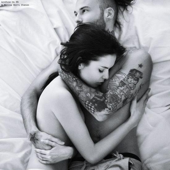 Pure Hug Tattoo
