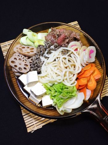 Work... Taking Photos Cmkphotos Japanese Food IPhoneography Sukiyaki Cheese!
