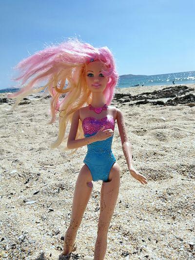 Beach Sea Child