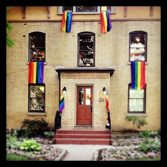 Prideweekend starting in Toronto