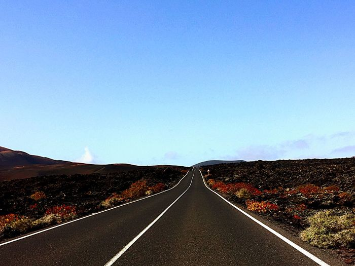 On The Road Hanging Out Taking Photos Volcanic Material From My Point Of Vie