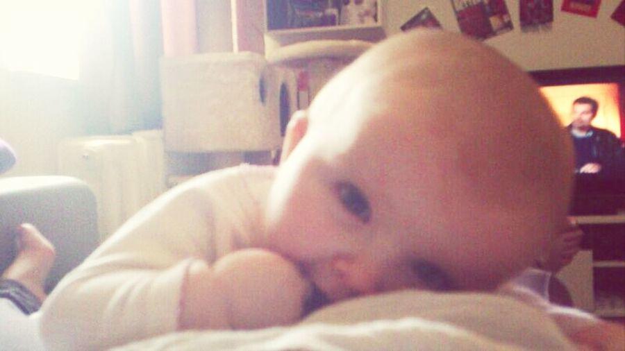 Mittlerweile gehörst du zu meinem leben kleines :* ich liebe dich Lillie-Amilia <3