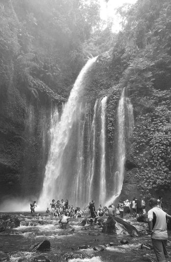Majestic Nature Misty Bathers Beauty In Nature Beauty In Nature Cascade Crowd Crystal Clear Waters Enjoyment Falling Water Flowing Flowing Water Freshwater Group Of People Long Exposure Motion Nature Outdoors Power In Nature Real People Scenics - Nature Spraying Tourism Travel Destinations Waterfall EyeEmNewHere A New Beginning