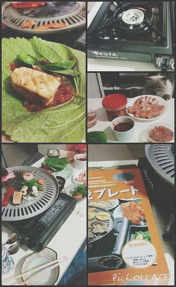 Korean Grill Dinner Keto
