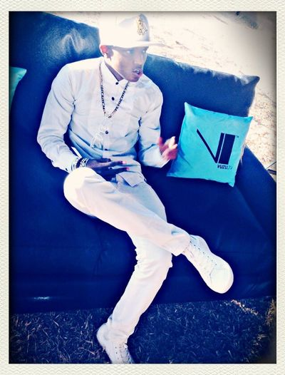My Favourite Swag? ? ALL WHITE EVERYTHING All White Street Fashion Swag