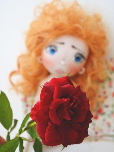 Кукла_моя 😘 моякукла ручнаяработа куклаизткани