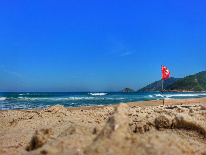 Sea Beach Blue