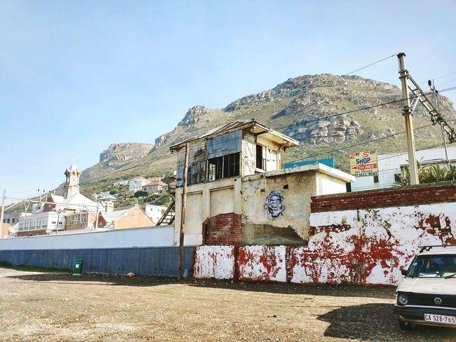 Cape Town - Muizenberg Built Structure Building Exterior Beach