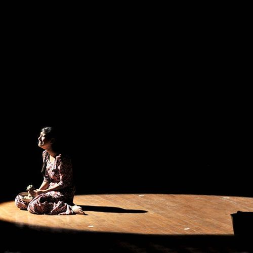 """Hindustan_times Artist during the Play """"WOH LAHORE"""" at Tagore theater in sector 18 Chandigarh on Saturday Ravi kumar"""